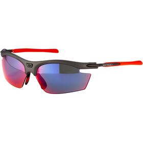 Rudy Project Rydon Slim Glasses graphite/polar3FX HDR multilaser red
